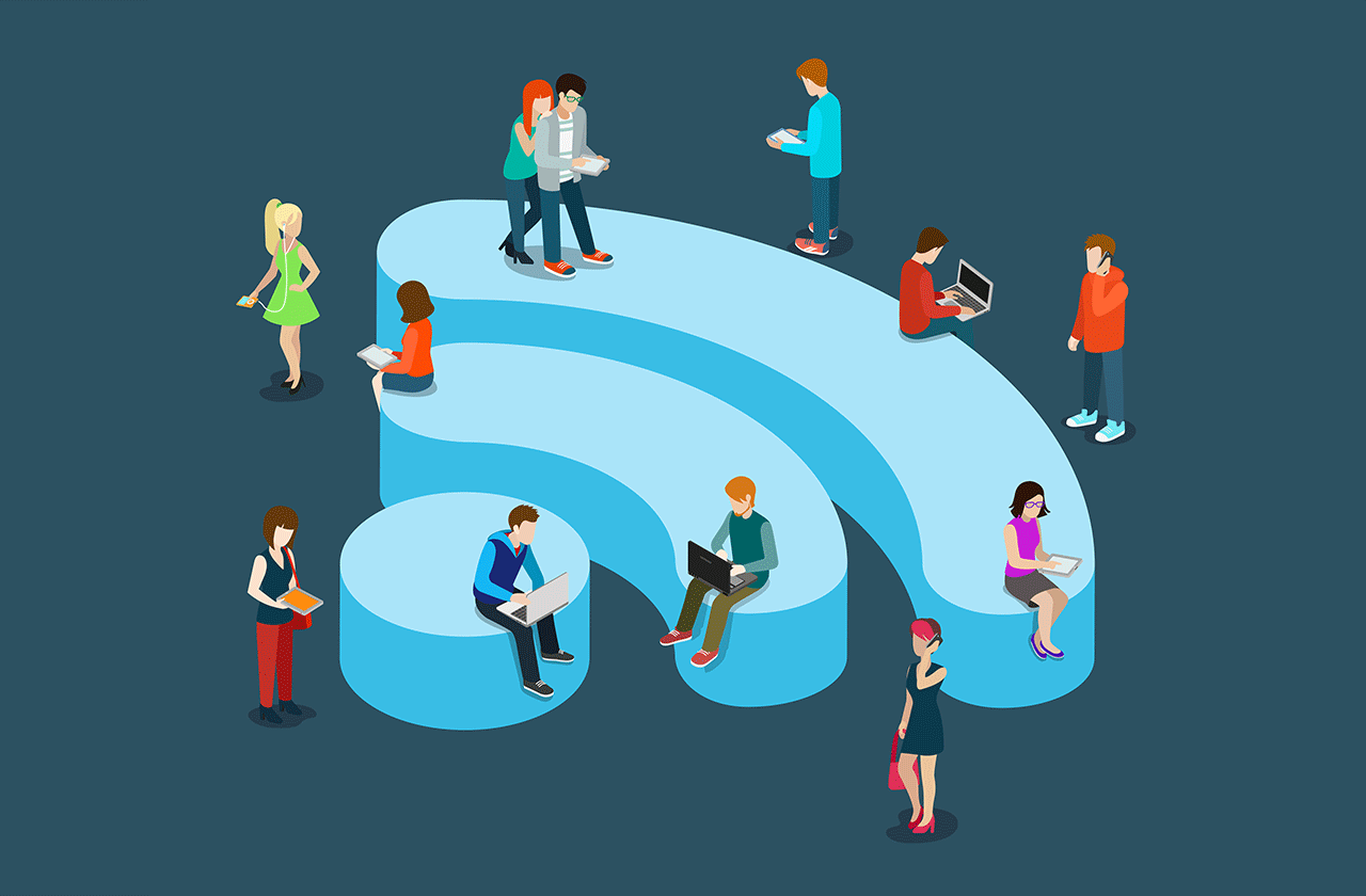 Wifi Groupe